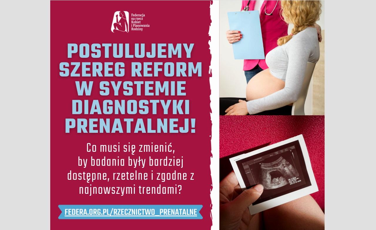 badania prenatalne w Polsce