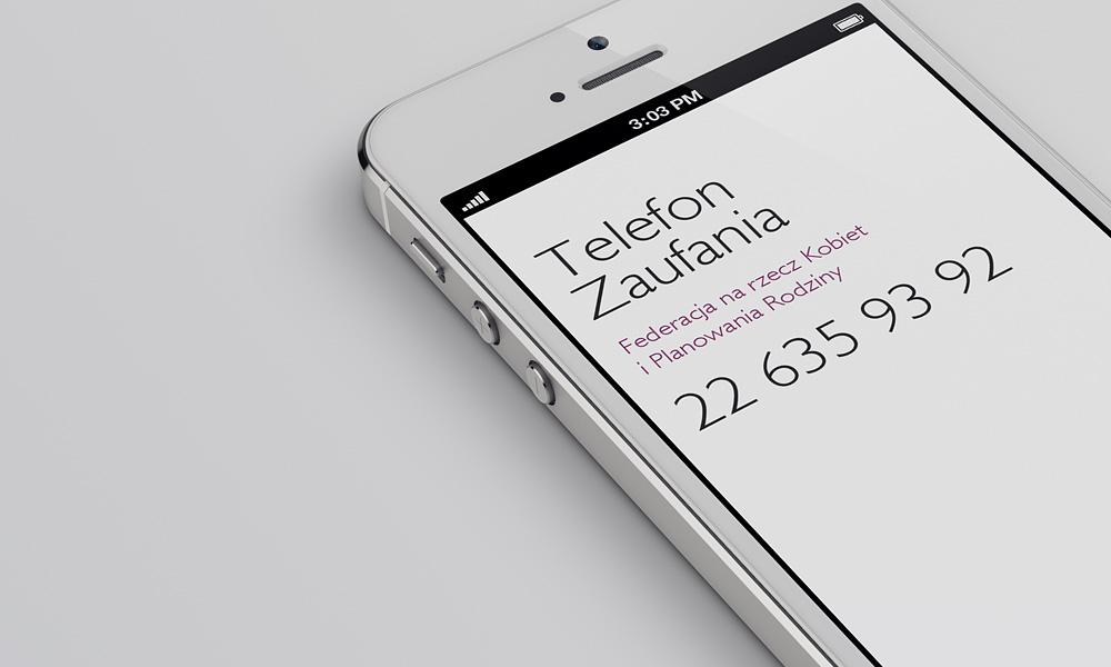 GRAFIK TELEFONU ZAUFANIA