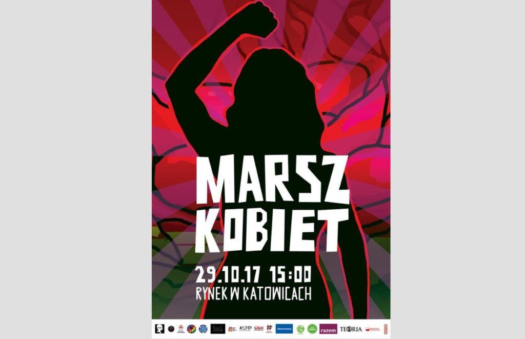 Matronat dla Marszu Kobiet w Katowicach