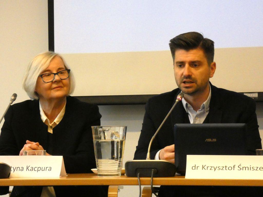 """Konferencja """"Rola organizacji pozarządowych w tworzeniu i monitorowaniu przestrzegania standardów praw człowieka i praw podstawowych UE w zakresie zdrowia seksualnego i reprodukcyjnego – doświadczenia, wnioski, perspektywy"""""""
