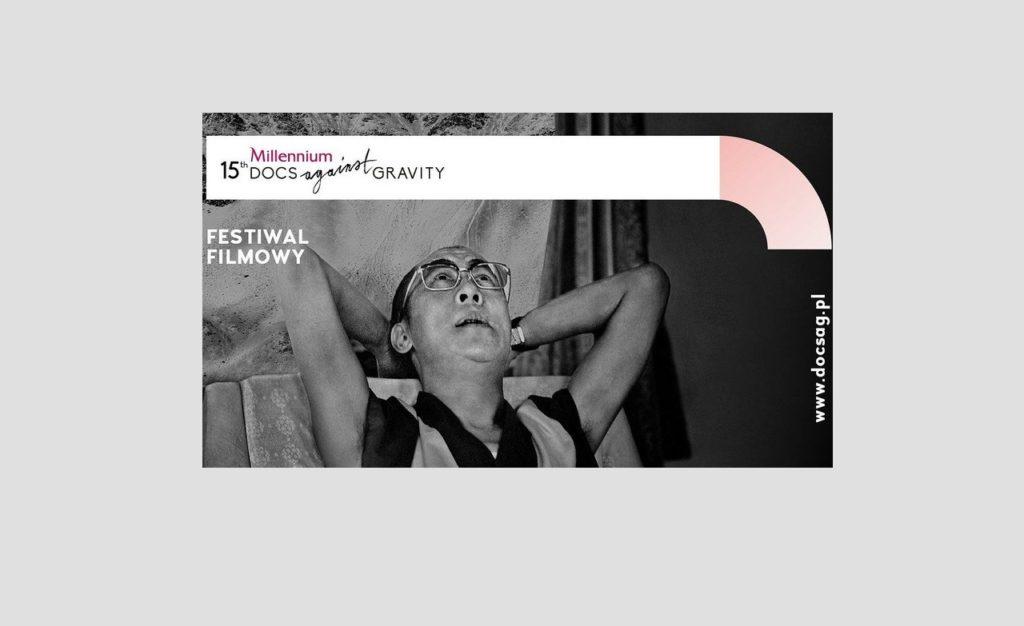 Matronat dla festiwalu Docs Against Gravity