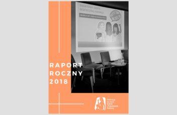 Federacja raport roczny 2018
