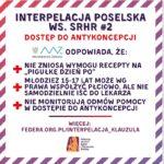Interpelacja poselska ws. antykoncepcji - odpowiedź i omówienie