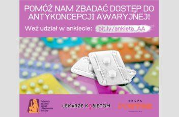 dostęp antykoncepcja awaryjna ankieta