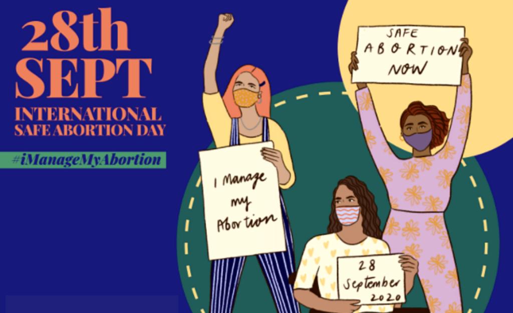ŚWIATOWY DZIEŃ BEZPIECZNEJ ABORCJI 2020