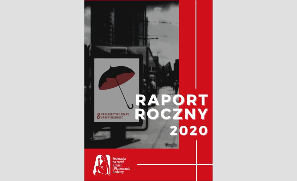 RAPORT Z DZIAŁALNOŚCI FEDERACJI W 2020 ROKU